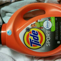 Tide Plus Febreze Freshness™ Sport High Efficiency Liquid Laundry Detergent uploaded by Holly M.