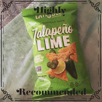 Late July Snacks Clasico Tortilla Chips Jalapeno Lime 5.5 oz - Vegan uploaded by Joanne S.