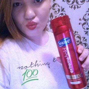 Photo of Suave® Extreme Hold Aerosol Hairspray & Extreme Hold Unscented Aerosol Hairspray uploaded by Jenna Z.