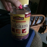 Nature Made Calcium Adult Gummies uploaded by Robin M.