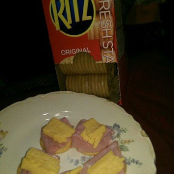 Photo of Nabisco RITZ Crackers Fresh Stacks uploaded by Ullonka T.