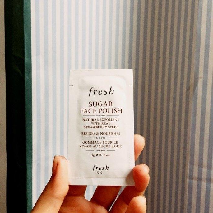 Fresh Sugar Face Polish 4.2 oz uploaded by Tatiana G.