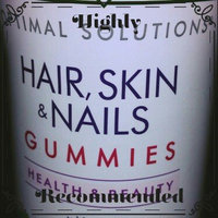 Nature's Bounty Optimal Solutions Hair, Skin and Nails Gummies - 220 Count uploaded by lisa m.