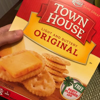 Keebler Town House Light Buttery Crackers Original uploaded by Amanda V.