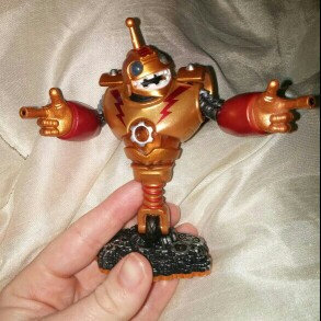 Photo of Activision Skylanders Giants Single Character Pack (Giant) - Bouncer uploaded by Christa M.