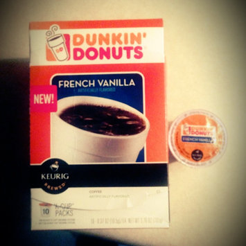 Photo of Dunkin' Donuts French Vanilla Coffee K-Cups uploaded by Alexandria G.