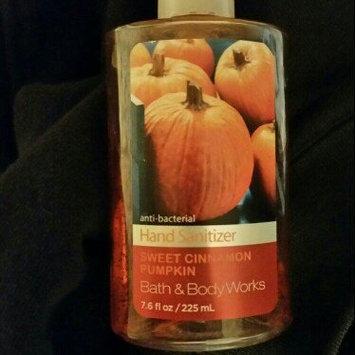 Photo of Bath Body Works Sweet Cinnamon Pumpkin Anti- Bacterial Hand Sanitizer 7.6 Fl L Oz Bath and Body Works uploaded by Michelle B.