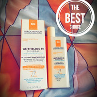 La Roche-Posay Anthelios Mineral Ultra Light Sunscreen Fluid uploaded by Maria P.