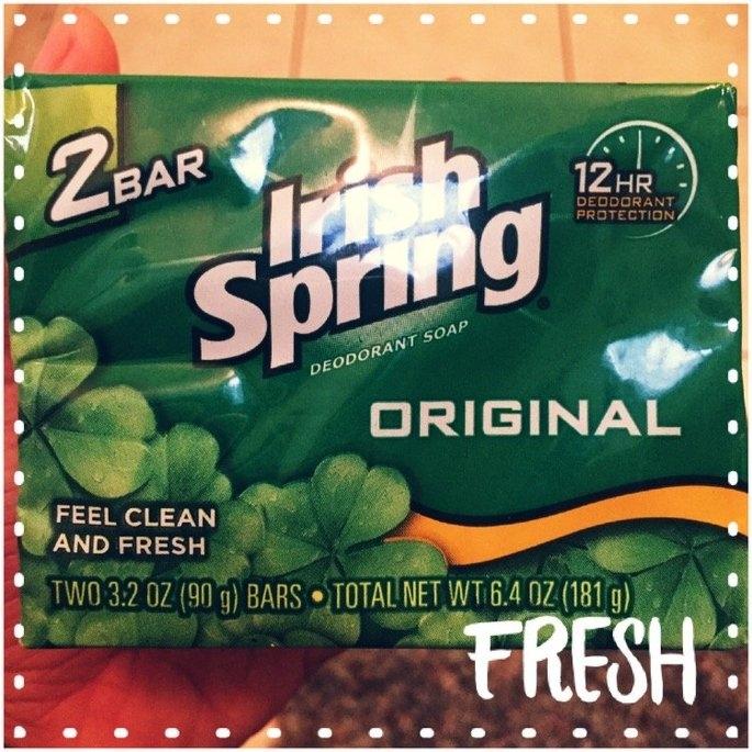 Irish Spring Original Bar Soap uploaded by Khe'ana M.