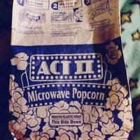 Act II® Butter Microwave Popcorn uploaded by Rose B.
