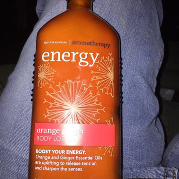 Photo of Bath & Body Works® Aromatherapy ENERGY ORANGE & GINGER Smoothing Body Scrub uploaded by Tiffany C.