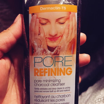 Photo of Dermactin - Ts Dermatin-TS Pore Refining Charcoal Gel Cleanser uploaded by Melissa S.