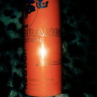 Red Bull® Orange Edition Energy Drink uploaded by Sammantha F.