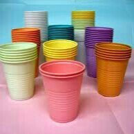 Hefty Plastic Cups uploaded by Ruth A.
