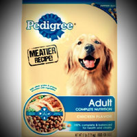 Pedigree PEDIGREEA LITTLE CHAMPIONSA Morsels in Sauce Senior Dog Food uploaded by Narmin V.