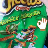 CHEETOS® Crunchy Cheddar Jalapeno Cheese Flavored Snacks uploaded by Alicia H.