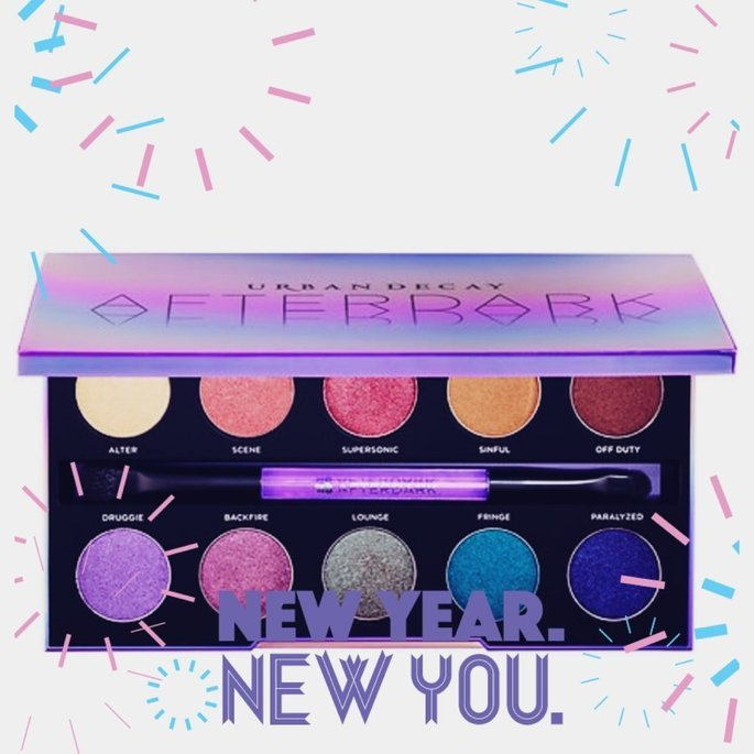 Urban Decay Afterdark Eyeshadow Palette uploaded by Jane T.