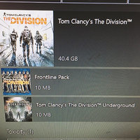 UBI Soft Tom Clancy's The Division (Xbox One) uploaded by Stephen B.