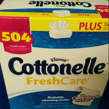Photo of Cottonelle Flushable Cleanshing Cloths Quickdry Performance (PACK of 4) uploaded by JoAnne S.