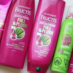 Garnier® Fructis® Full & Plush Shampoo uploaded by Taylor R.