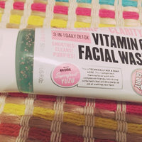 Soap & Glory Face Soap and Clarity 3-in-1 Daily Detox Vitamin C Facial Wash, Refreshing Chamomile & Mint uploaded by member-32b71db73