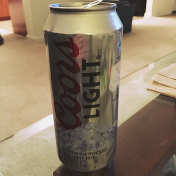 Photo of Coors Light uploaded by Lisa F.