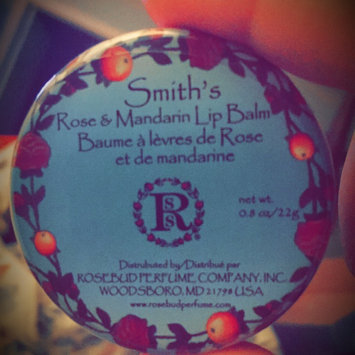 Rosebud Perfume Company Rosebud Perfume Co. Rose & Mandarin Lip Balm uploaded by Kenzie L.