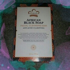 Nubian Heritage African Black Soap uploaded by Ashley P.