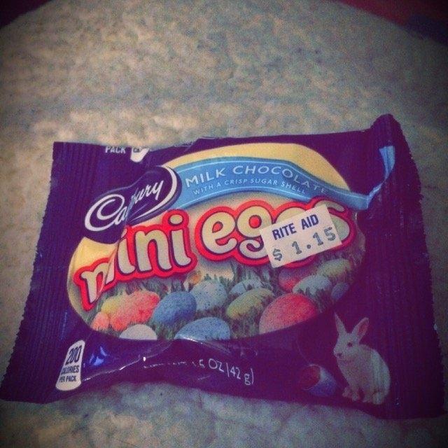 Cadbury Mini Eggs uploaded by Melissa M.