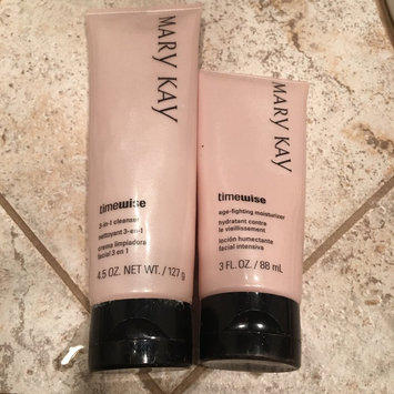Photo of Mary Kay TimeWise 3 in 1 Cleanser & Age Fighting Moisturizer Normal to Dry uploaded by Jennifer F.