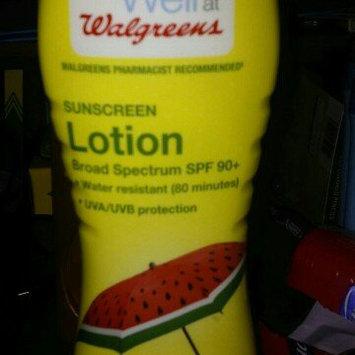 Photo of Walgreens Sunscreen Lotion uploaded by natasha h.