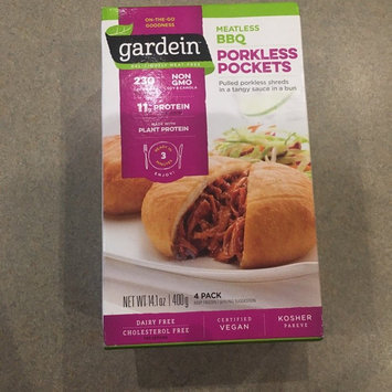Photo of gardein™ BBQ Pocket Meals Pulled Porkless Shreds uploaded by Lexus J.