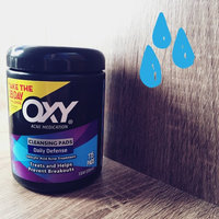 Oxy Acne Medication Daily Defense Cleansing Pads - 90 CT uploaded by Lisa D.
