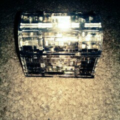 Photo of Bepuzzled 3D Crystal Puzzle - Treasure Chest: 52 Pcs uploaded by Jasmine B.
