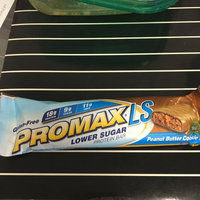 Promax Low Sugar Bar Peanut Butter Cookie Dough Case of 12 2.36 oz uploaded by Chelsea W.