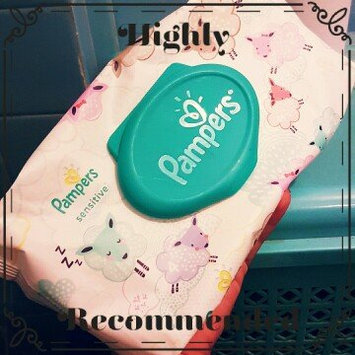 Photo of Pampers Sensitive Wipes Travel Pack, 56 ea uploaded by Norah E.