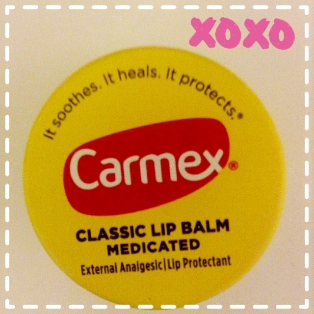 Carmex Moisturizing Lip Balm uploaded by Dannell M.