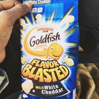 Goldfish® Blasted Wild White Cheddar Snack Crackers uploaded by Tryphena J.
