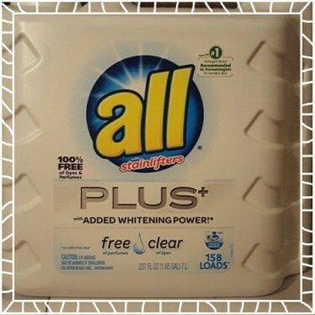 Photo of all free clear Laundry Detergent uploaded by Karen A.