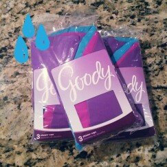Goody Got It Covered Shower Caps - 3 CT uploaded by Julie M.