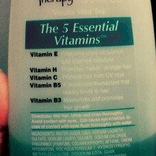 Photo of Alberto VO5 Tea Therapy Clarifying Shampoo, Vanilla Mint Tea, 12.5 fl oz uploaded by Sarah H.