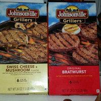 Johnsonville Grillers Original Brat Patties 16oz 4ct tray (100765) uploaded by erika o.