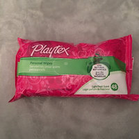 Playtex Personal Wipes Light Fresh Scent - 48 CT uploaded by Melanie W.