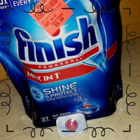 Finish® Powerball® Max In 1® Tablets Automatic Dishwasher Detergent 19.2 oz. Box uploaded by Emma T.