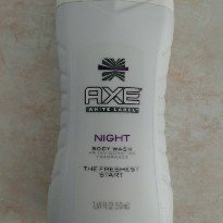 Photo of AXE White Label Night Body Wash uploaded by Heather F.