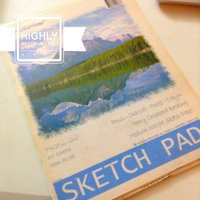 Darice Sketch Pad, 50 Sheets per Pack uploaded by Shai C.