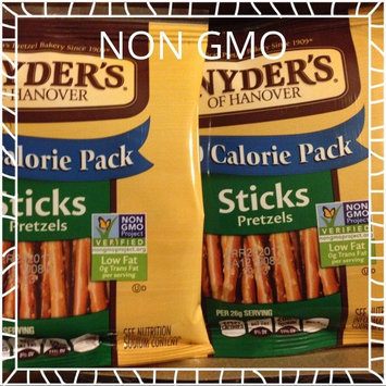 Photo of Snyder's of Hanover 100 Calorie Pack Pretzel Sticks - 10 CT uploaded by Ani S.