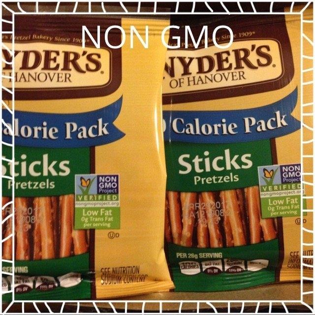 Snyder's of Hanover 100 Calorie Pack Pretzel Sticks - 10 CT uploaded by Ani S.