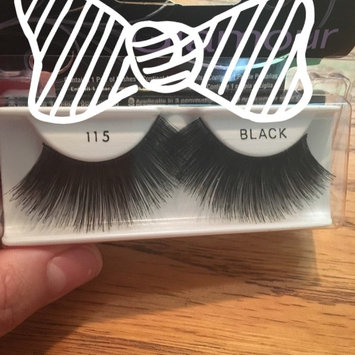 Photo of Ardell Fashion Lashes 115 Black uploaded by Diane L.