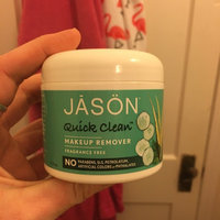 JĀSÖN Quick Clean™ Makeup Remover Pads uploaded by Haley K.